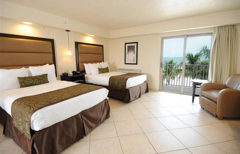 Best Western Plus Beach Resort - Room - 256