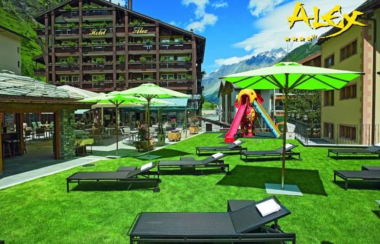 Alex - Hotel - 0