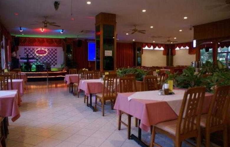 J. A. Villa Pattaya - Restaurant - 10