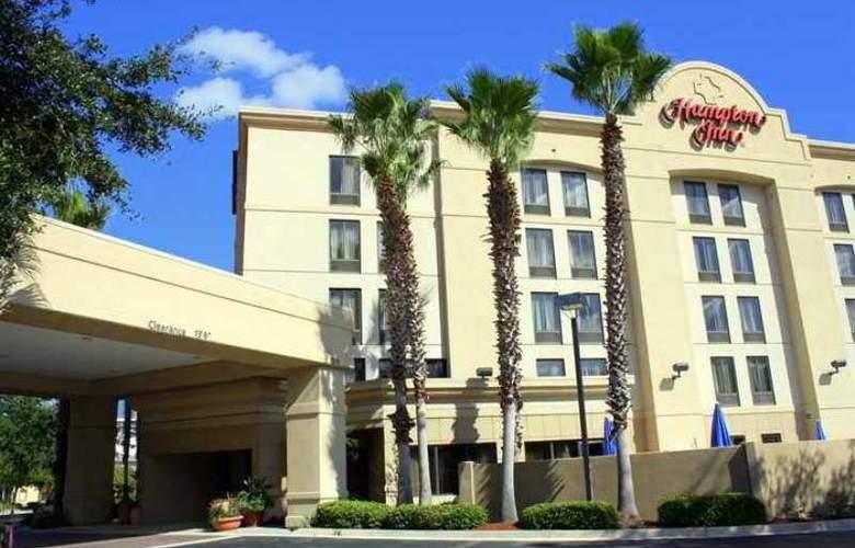 Hampton Inn Jacksonville-I-95 Central - Hotel - 10