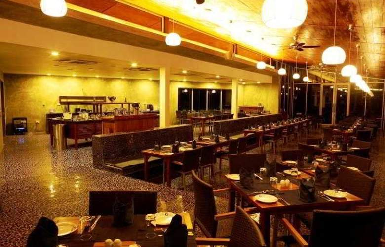 Club Mahindra Zest Big Beach Resort - Restaurant - 5