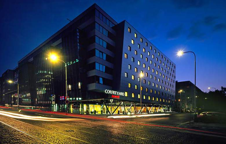 Courtyard by Marriott Prague City - Hotel - 0