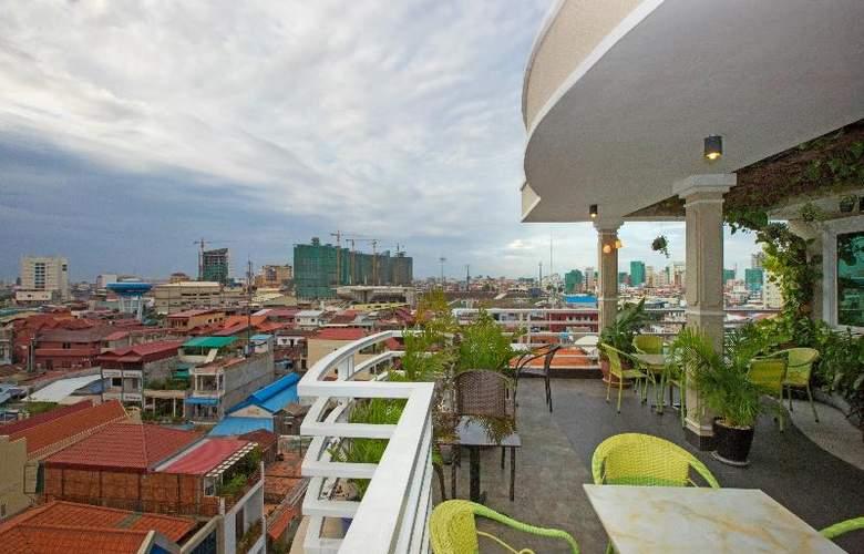 Hang Neak Hotel - Restaurant - 16