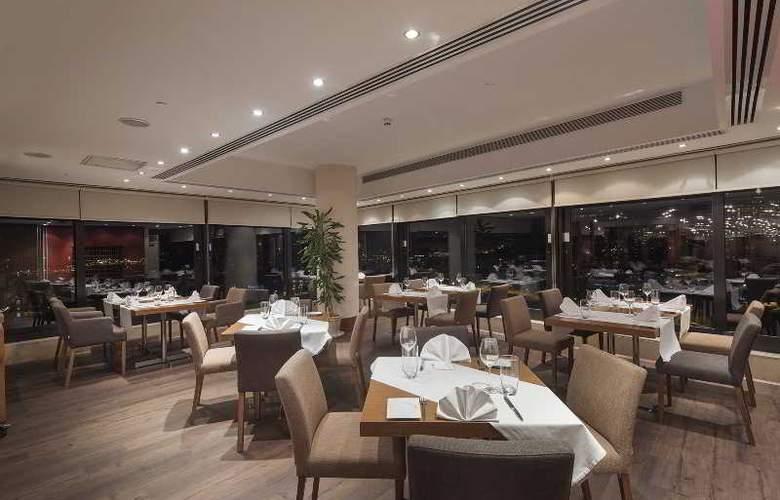 Hilton ParkSA Istanbul - Restaurant - 19