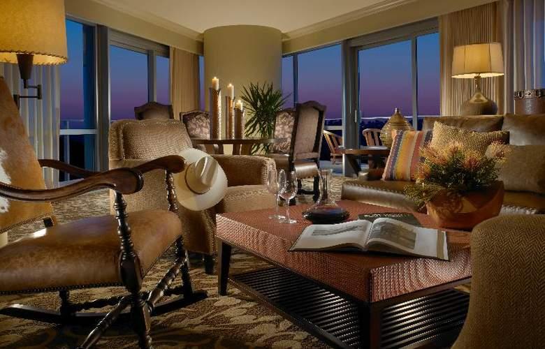Omni Fort Worth Hotel - Room - 15