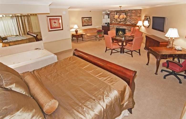 Best Western Plus White Bear Country Inn - Room - 78