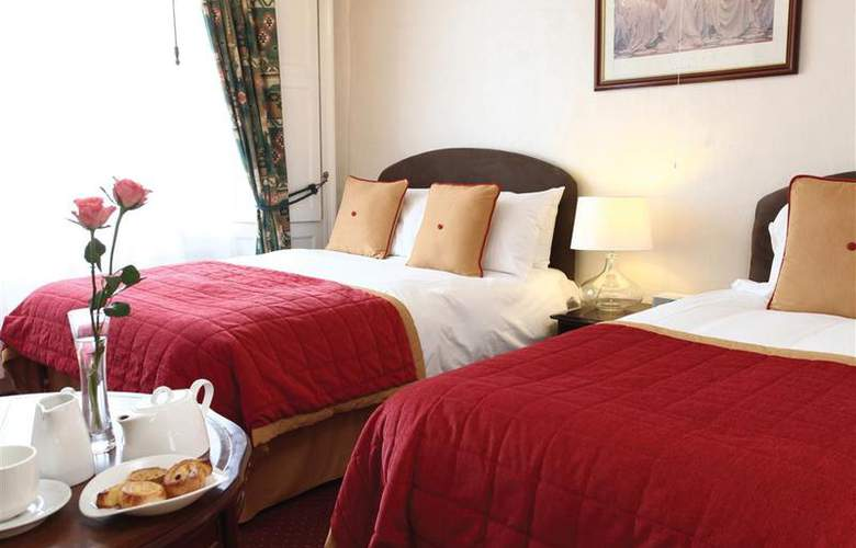 Best Western Henbury Lodge Hotel - Room - 70