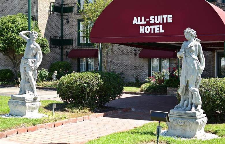 Best Western Chateau Louisianne - Hotel - 135