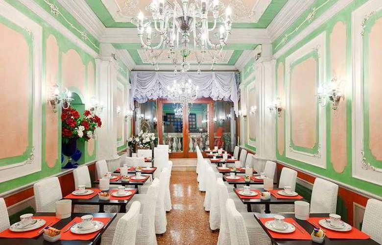 San CassianoCà Favretto Residenzia d'Epoca - Restaurant - 15