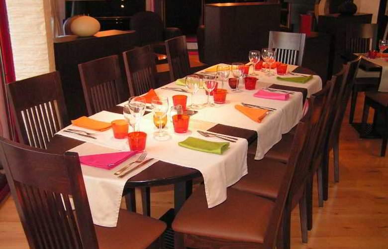 INTER-HOTEL EDEN HOTEL - Restaurant - 6