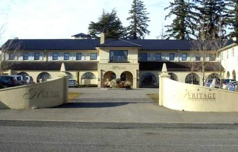 Heritage Hanmer Springs - Hotel - 0