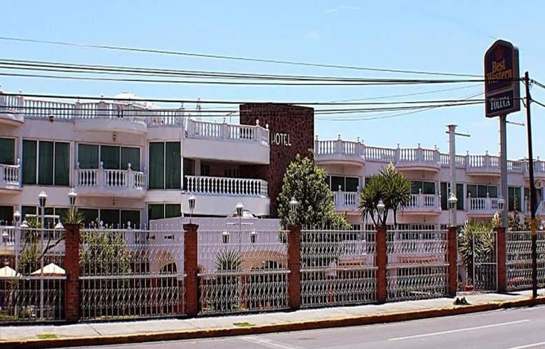 Best Western Toluca - Hotel - 8