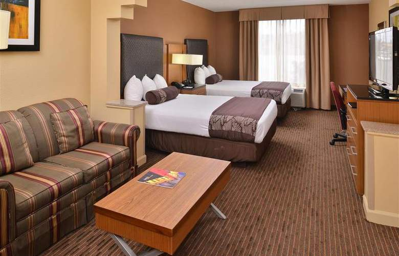 Best Western Plus Windsor Suites - Room - 34