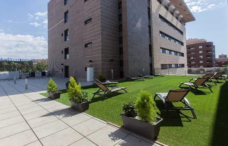 Sercotel Gran Fama - Terrace - 42