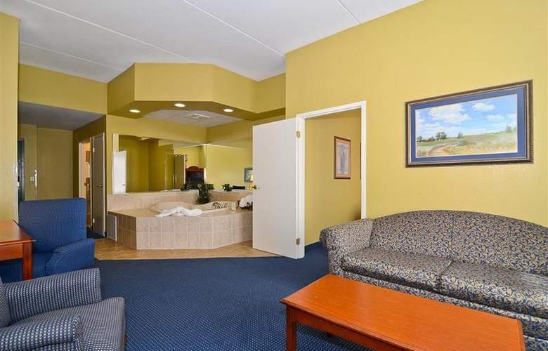 Best Western Executive Inn & Suites - Room - 112