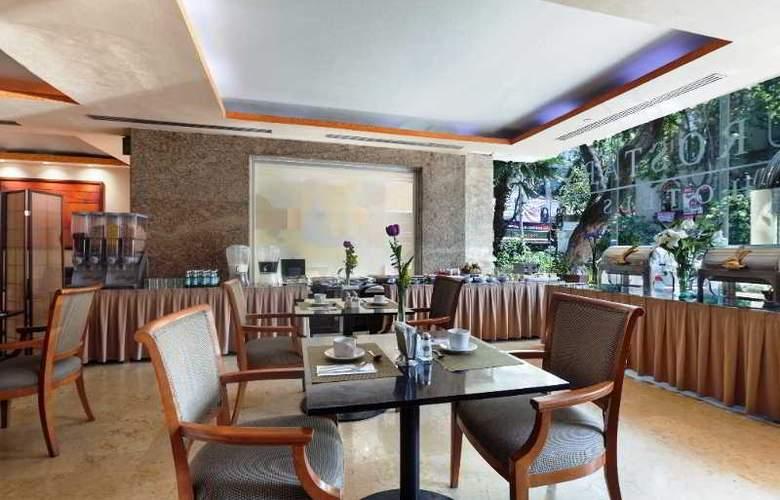 Eurostars Zona Rosa Suites - Restaurant - 17