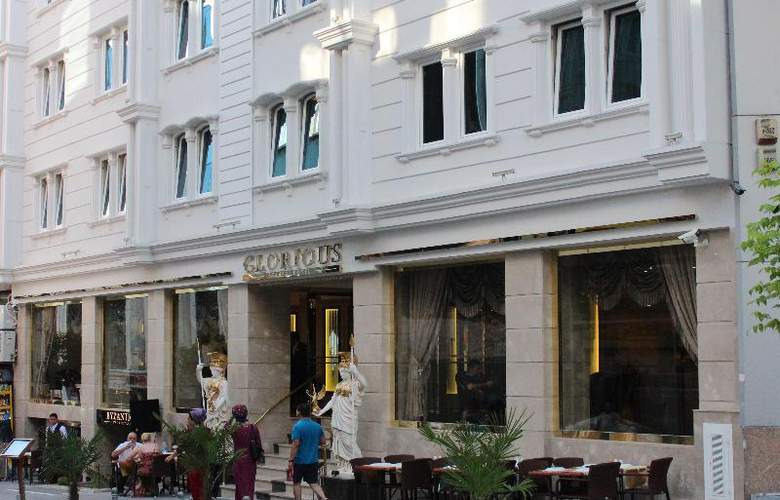 Glorious Hotel Istanbul - Hotel - 8