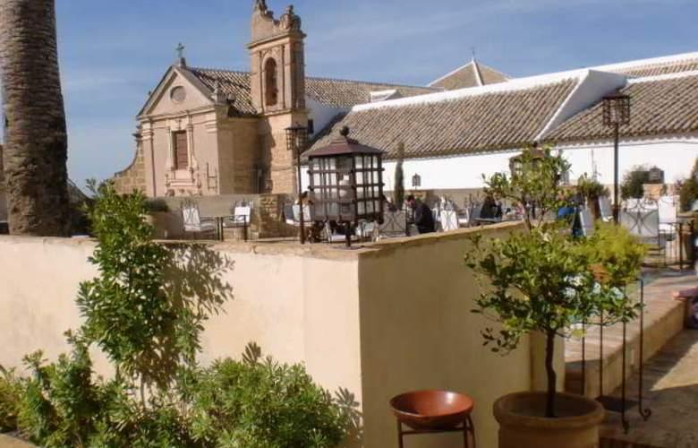 Hospederia del Monasterio - Terrace - 9