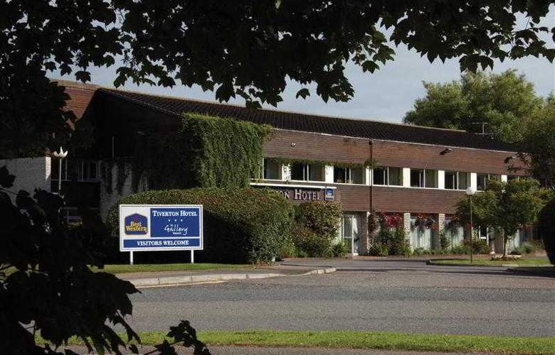 Best Western Tiverton - Hotel - 62