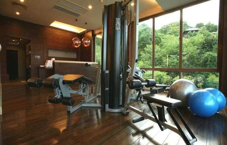 ShaSa Resort & Residences - Sport - 11