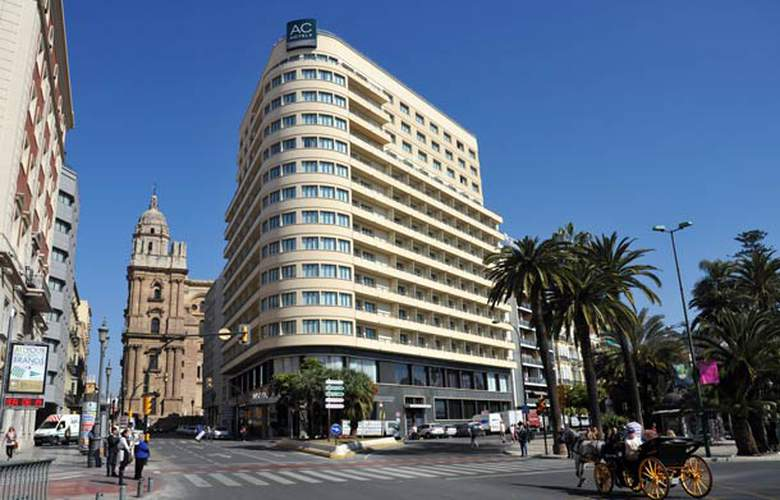 Ac Malaga Palacio - Hotel - 0