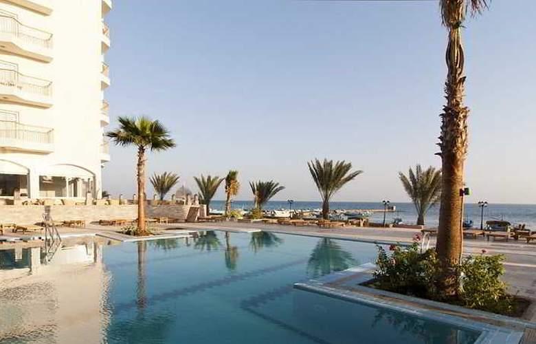 The Three Corners Royal Star Beach Resort - Pool - 21