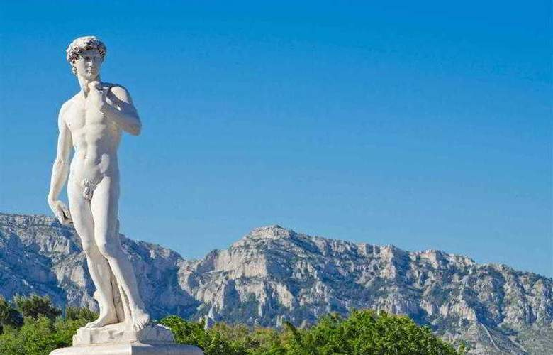 Mercure Marseille Prado - Hotel - 27