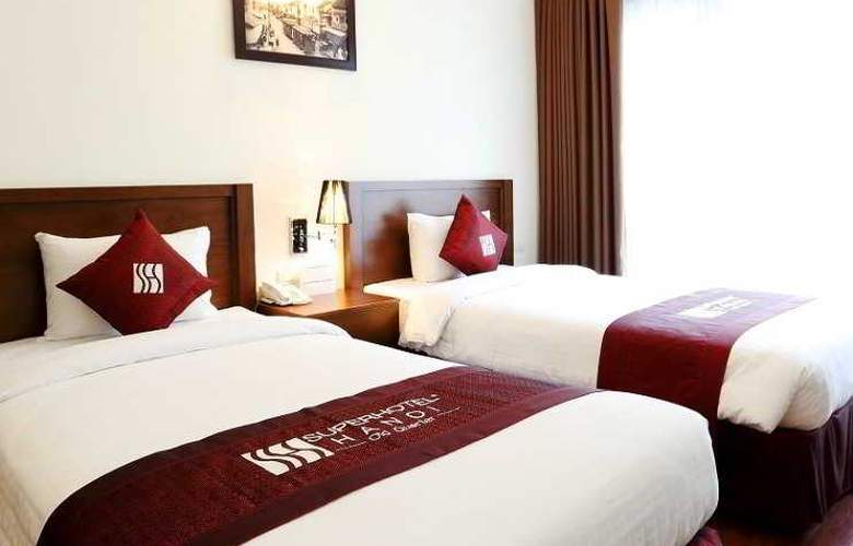 Super Hotel Hanoi Old Quarter - Room - 8