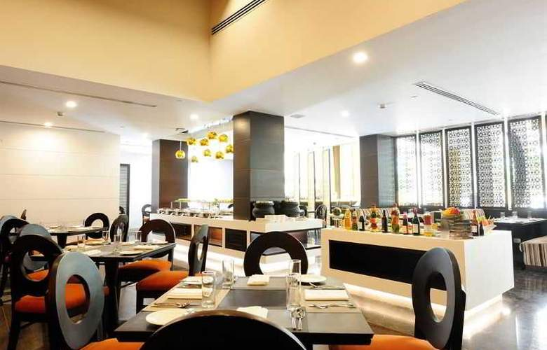 Country Inn & Suites By Carlson Gurgaon Sohna Road - Restaurant - 10
