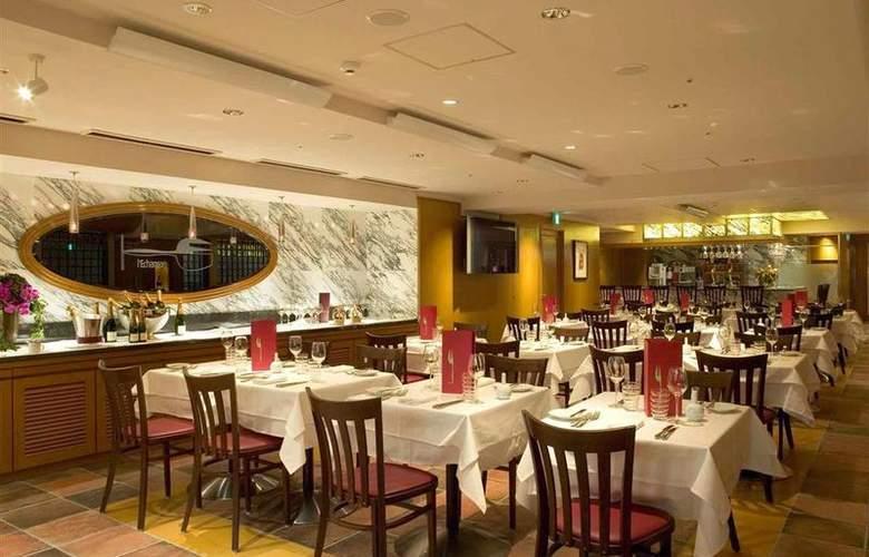 Mercure Hotel Ginza Tokyo - Restaurant - 36