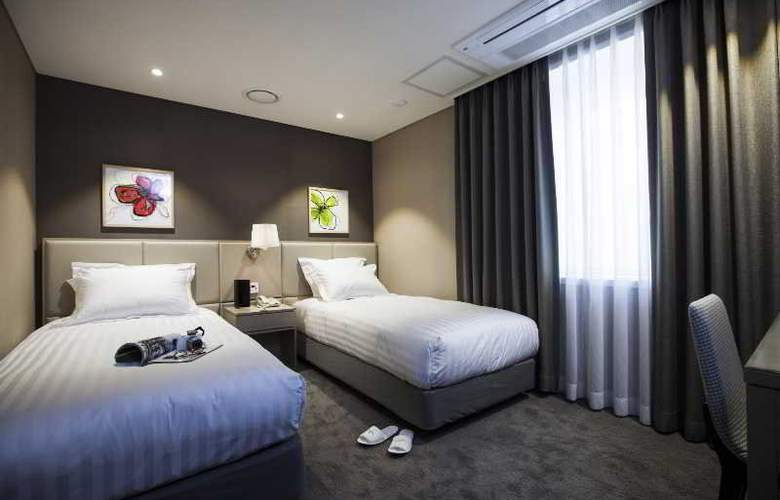 The Grand Hotel Myeongdong - Room - 2
