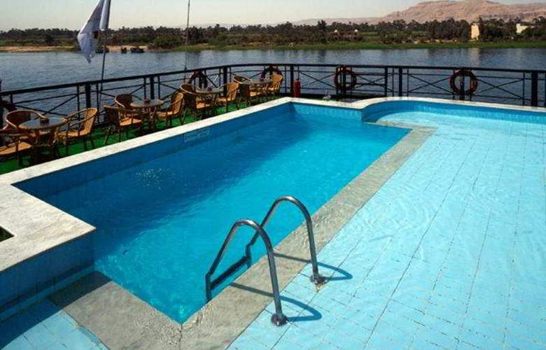 Travcotels Cruise Luxor - Pool - 6