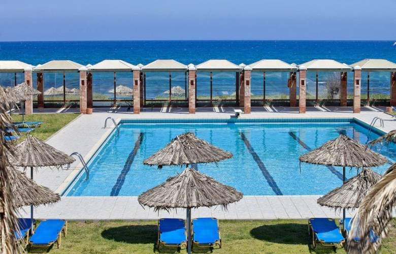 Creta Beach Hotel & Bungalows - Pool - 1