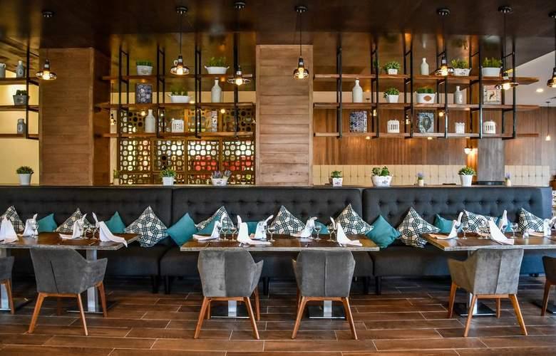 Sandos Playacar Beach Experience Resort - Restaurant - 15