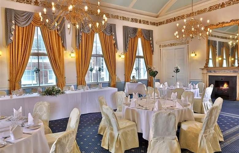 Best Western George Hotel Lichfield - Conference - 119