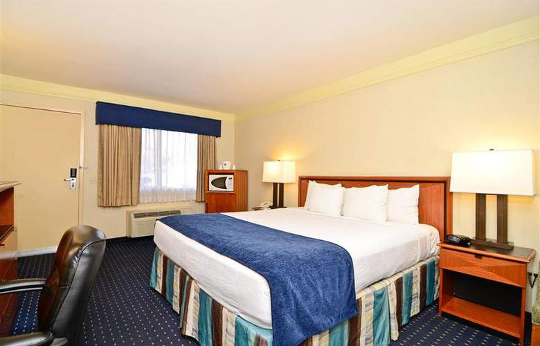 Best Western Mission Bay - Room - 79