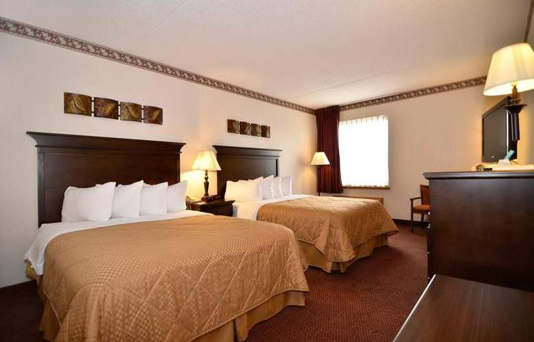 Best Western Music Capital Inn - Room - 59