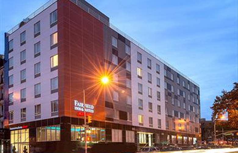 Fairfield Inn & Suites New York Manhattan/Downtown East - Hotel - 0