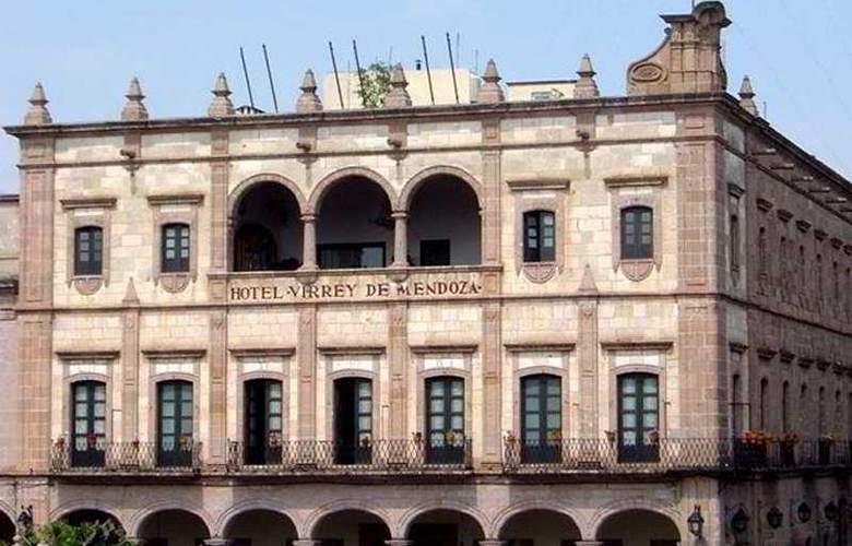 Virrey de Mendoza - Hotel - 0