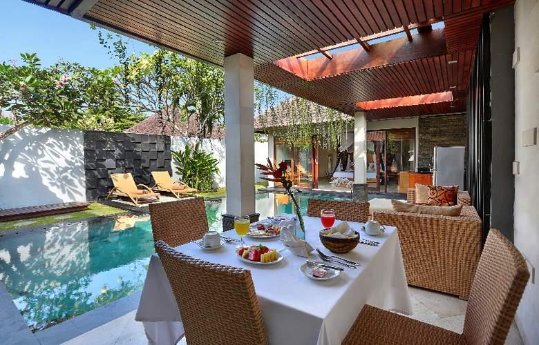 La Beau Kunti Villa - Pool - 8