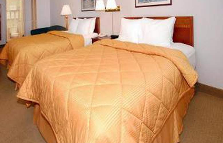 Comfort Inn & Suites Seattle - Room - 4