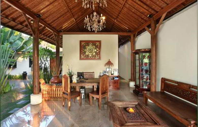 D´bulakan Kampung Villa Ubud - General - 0