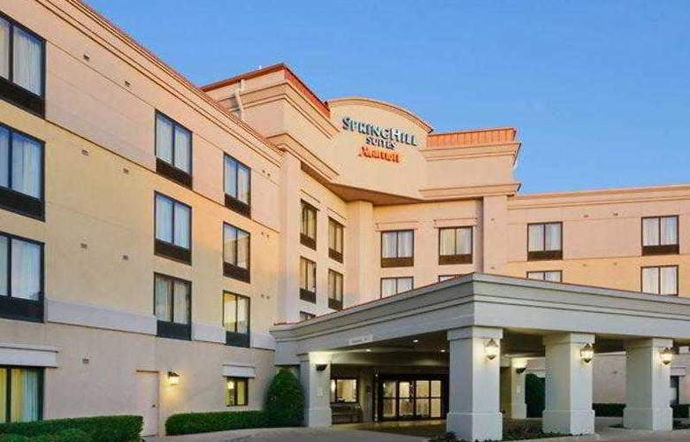 SpringHill Suites Fort Worth University - Hotel - 0