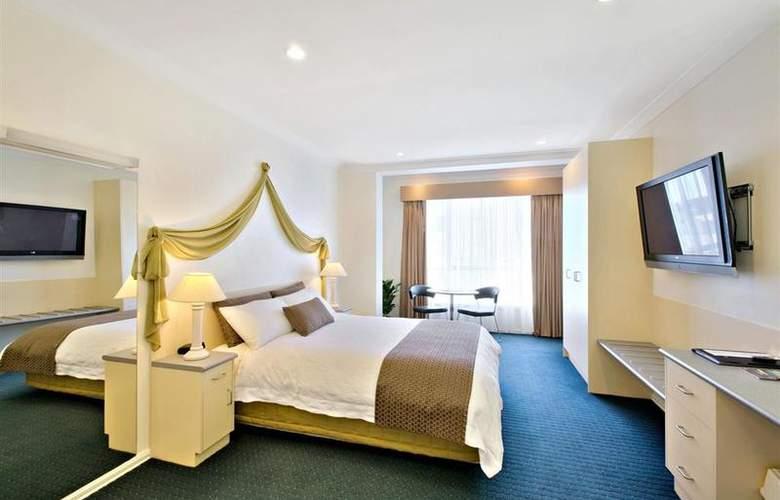 Best Western Melbourne's Princes Park Motor Inn - Room - 0