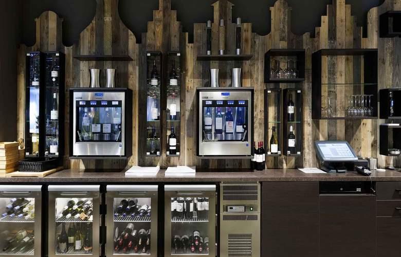 Mercure Amsterdam City - Bar - 16