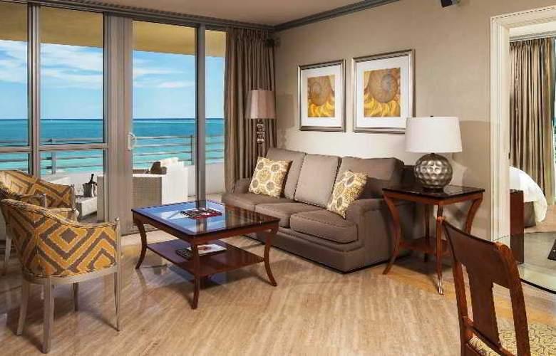 Hilton Bentley Miami Beach - Room - 28