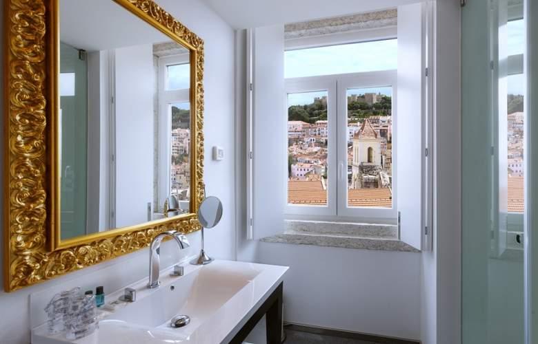 Lisboa Carmo - Room - 10