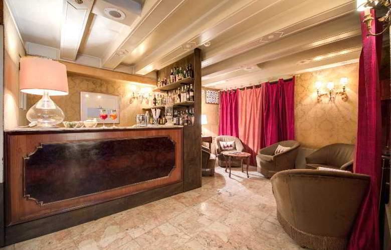 Best Western Premier Hotel Continental Venice - Bar - 10