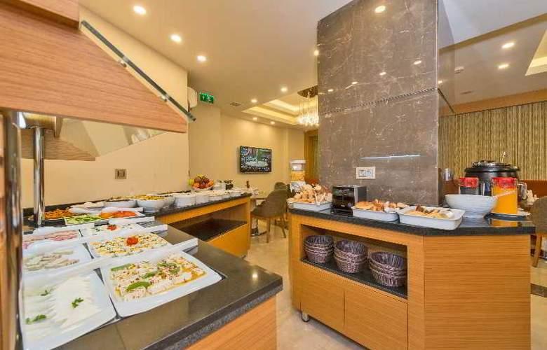Bisetun Hotel - Restaurant - 13