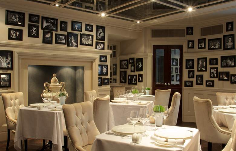 No.11 Cadogan Gardens - Restaurant - 10